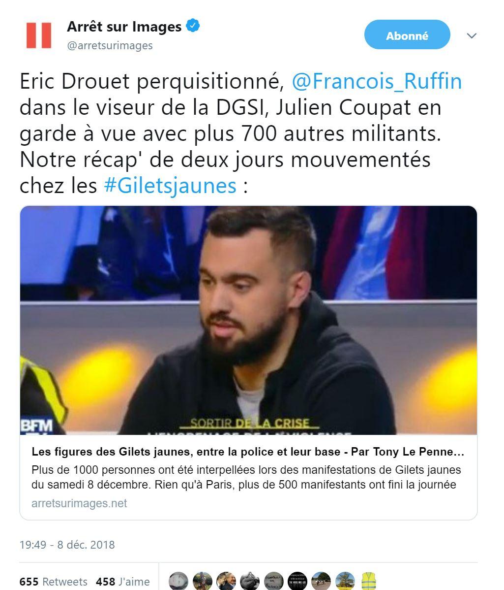Eric-Drouet-Gilet-Jaune-ruffin-et-coupat-surveilles-pas-DGSI.jpg